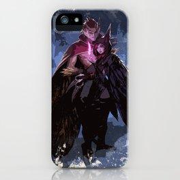 League of Legends RAKAN and XAYAH iPhone Case