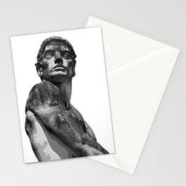 The Gaze 3 Stationery Cards