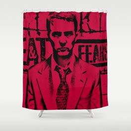 Jack & Smirking Revenge Shower Curtain