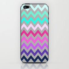 Chevron #10 iPhone & iPod Skin