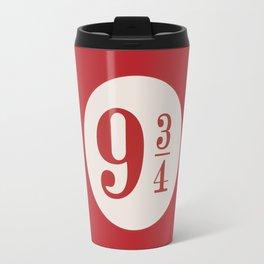 HOGWARTS EXPRESS 9 3/4 Travel Mug