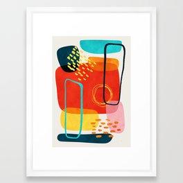 Ferra Framed Art Print
