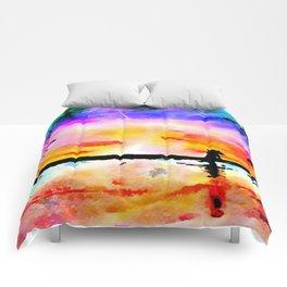 When I dream Comforters