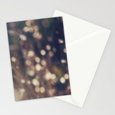 Sparkling Fairy Lights Stationery Cards