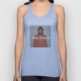 Free Steven Unisex Tank Top