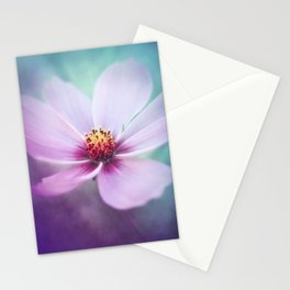 BEAUTY OF THE FOREST - PINK COSMEA FLOWER Stationery Cards