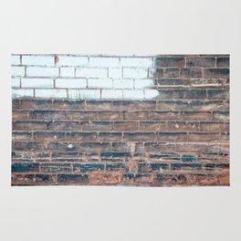 Painted Bricks Rug