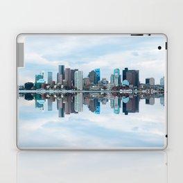 Boston reflection Laptop & iPad Skin