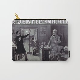 Dr. Jekyll and Mr. Hyde Carry-All Pouch