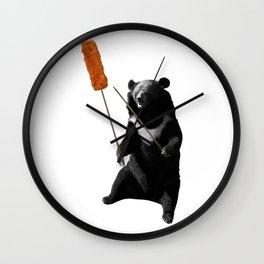 2 Hour Flight Wall Clock