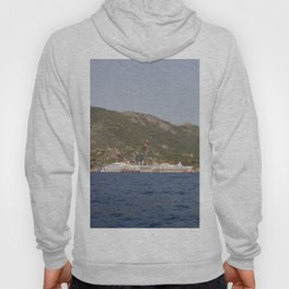 Wreck Of The Costa Concordia Hoody