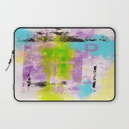 Abstract Life Laptop Sleeve