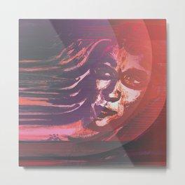 Meteor / 01-02-17 Metal Print