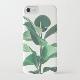 Rubber Fig iPhone Case