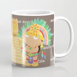 Moctezuma Xocoyotzin Coffee Mug