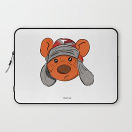 Bino and The Bear (Childish Gambino v3005 Tribute) Laptop Sleeve