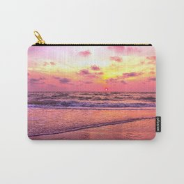 A View For the Soul Sunset Carry-All Pouch
