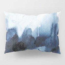 Indigo watercolor 2 Pillow Sham