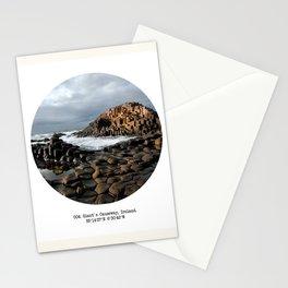 004: Giant's Causeway, Ireland. Stationery Cards