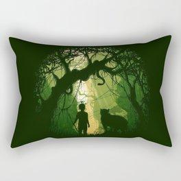 Jungle's Book Rectangular Pillow