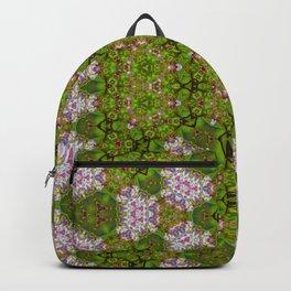 Garden pattern Backpack
