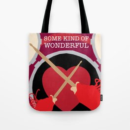 80s TEEN MOVIES :: SOME KIND OF WONDERFUL Tote Bag
