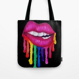 Taste the Rainbow II Tote Bag