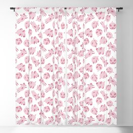 Funny Pigs Blackout Curtain