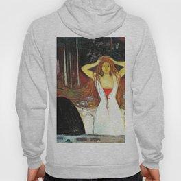 Edvard Munch - Ashes - Digital Remastered Edition Hoody