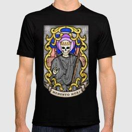 Necromancer Stained Glass Emblem T-shirt