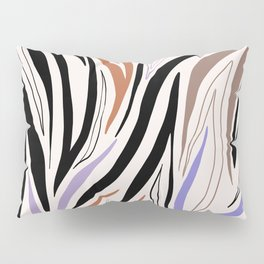 ZebraBold Pillow Sham