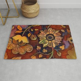 Richness of Color Rug