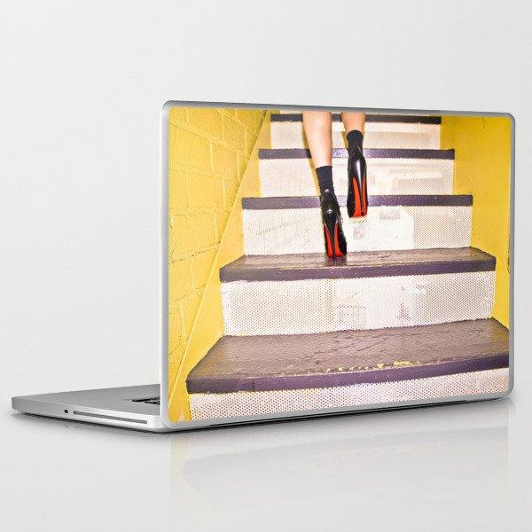 bye Laptop & iPad Skin