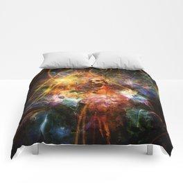 Between Worlds Comforters