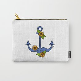 Hope Anchor Carry-All Pouch