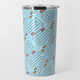 Pencil Travel Mug