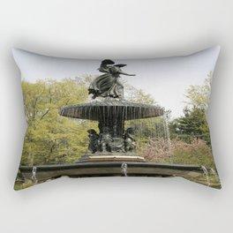Angel Of he Waters Rectangular Pillow