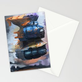 Spaceship 13 Stationery Cards