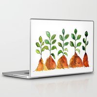 succulents Laptop & iPad Skins featuring Succulents by Gosia&Helena