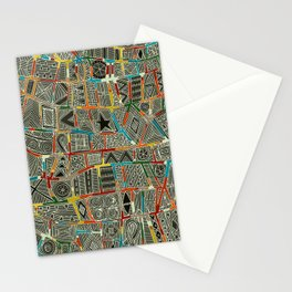 ESHE charcoal Stationery Cards