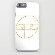 Golden Oval Slim Case iPhone 6s