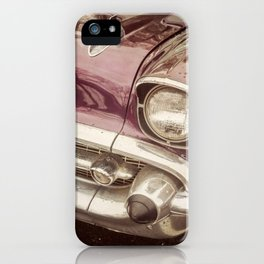 Urban Retro iPhone Case