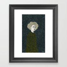 Vlada Framed Art Print