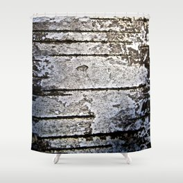 Tree Bark - The Peace Collection Shower Curtain