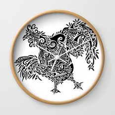 fowl Wall Clock