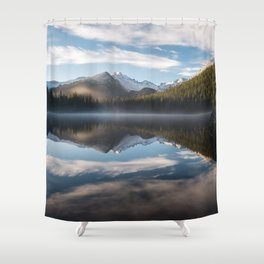Bear Lake - Rocky Mountain National Park Shower Curtain