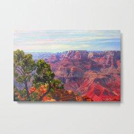 Grand Canyon Grandview Metal Print