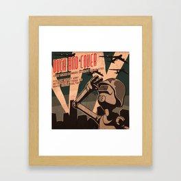 Propaganda Series 2 Framed Art Print