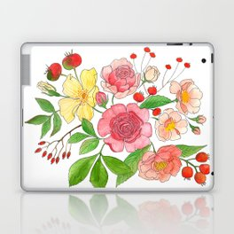 Christina's Roses Laptop & iPad Skin