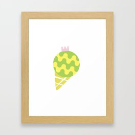 pistachios Framed Art Print